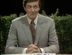 Reasons to live Stephen Fry. This face.