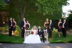 MSU Rose Garden. Tammy Sue Allen Photography. #wedding #photography