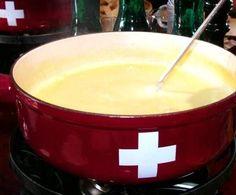 Fondue suisse au vacherin