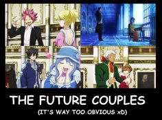 future couples fairy tail