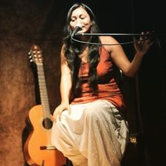 """Q - Do you also write the lyrics or compose music for your songs?  A - Learning Indian classical music in 3 different gharanas I now include this repertoire in my fusion work of music. Being a contemporary artist with a social consciousness I decided to write my expressions of my journey from being a traditional girl to a free thinking woman in today's India which came out as my song and album""""PaGLi"""". I also compose for myself and with other people in my various projects. In my indo-french…"""