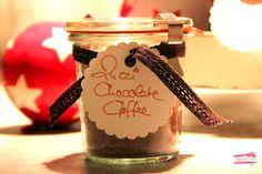 """Zucker - *SchokoladenKaffeeZucker """"Lucci Chocolate Coffee""""* - ein Designerstück von CinnamonSwirl bei DaWanda"""