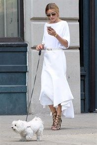 Best Dressed of the Week - Olivia Palermo - New York,2014