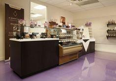 Tendance Chocolat Boucherville Construction, Liquor Cabinet, Storage, Furniture, Home Decor, Chocolates, Projects, Building, Purse Storage