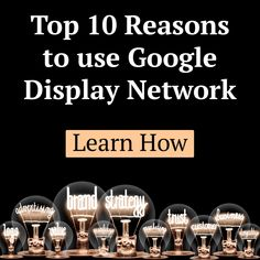 The Google Display Network is arguably the most powerful tool on your marketing tool-belt. These are ads that your prospective customers see as they browse the internet instead of the ones they asked for in search. This changes the user intent factor but both methods are successful for different reasons. With careful planning, display ads… Display Ads, Tool Belt, Google Ads, Marketing Tools, Internet, Content, Learning, Search, Studying