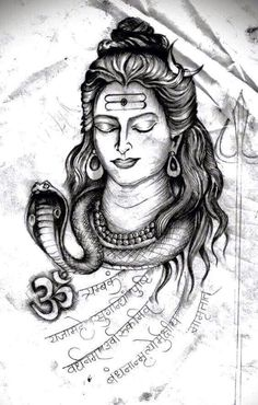 Here you will find most beautiful and attractive Shiva tattoo designs and ideas for your Shiva tattoos, Lord shiva beautiful tattoos and designs for men and women. Trishul Tattoo Designs, Mandala Tattoo, Mahadev Tattoo, Shiva Sketch, Shiva Angry, Lord, Art, Shiva Tattoo, Art Drawings Sketches Simple