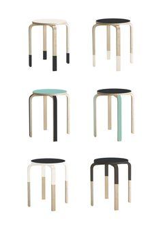 Paint furniture modern, Ikea Frosta paint hacks - Ikea DIY - The best IKEA hacks all in one place Office Furniture Design, Ikea Furniture, Paint Furniture, Furniture Makeover, Modern Furniture, Ikea Hacks, Diy Hacks, Frosta Ikea, Ikea Stool