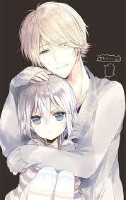 Resultado de imagen para anime love hug tumblr