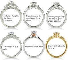 38 Disney princess rings ideas | disney jewelry, disney princess ...