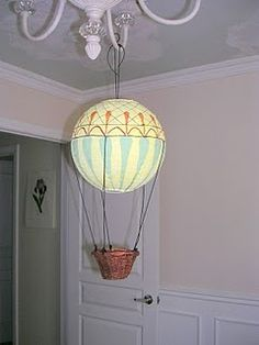 images about DIY hot air balloon Hot air