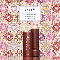 Sugar Lip Treatment SPF 15 - Fresh | Sephora, expensive but maybe I won't lose it!
