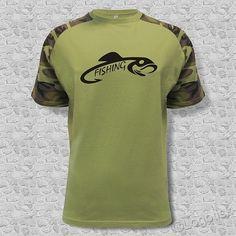 Pánské tričko pro rybáře Fishing - ryba a háček Shirt Dress, T Shirt, Fish, Mens Tops, Dresses, Fashion, Supreme T Shirt, Vestidos, Moda
