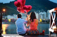 Ensaio romântico no ES