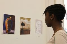 Art Exhibit 2013 Fine Arts Major, Exhibit, Fashion, Moda, Fashion Styles, Fashion Illustrations
