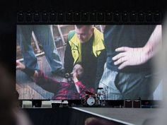 Foo Fighters cancel two tour dates after Dave Grohl breaks leg from falling ... Dave Grohl  #DaveGrohl