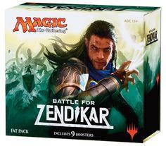 Magic: The Gathering - Battle For Zendikar Fat Pack