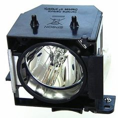 Projector Lamps and Components: Electrified Elplp37-Ele1 Lamp With Housing For Epson Products-V13h010l37 BUY IT NOW ONLY: $31.15