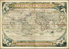 Typus Orbis Terrarum - Barry Lawrence Ruderman Antique Maps Inc.
