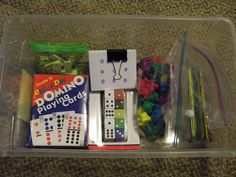 Wilhites Living Life: Ray's Arithmetic materials, manipulatives, and flashcard activities