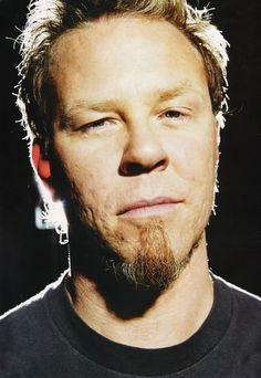 I LOVE James Hetfield <3