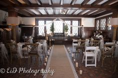 Love this simple but cute little venue!  Hudson Valley Photography Wedding Photography Hudson Valley photographer Photographed by Elissa I. Davidson