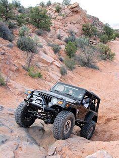"""Jeep """"Rocks"""""""
