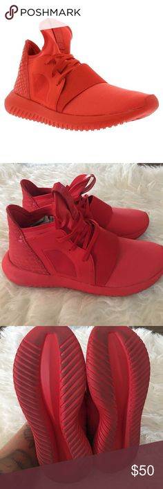 Adidas tubular defiant sneakers Used in good condition. No box Adidas Shoes Athletic Shoes