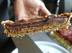 Yummy - Erdnussbutter-Schoko-Tarte
