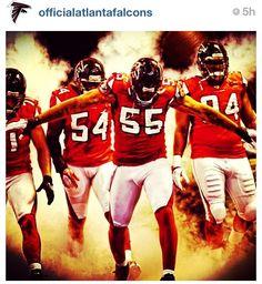 Who's ready for the NFL football season?Go Atlanta Falcons! Falcons Football, Football Fans, Football Season, Football Helmets, Atlanta Falcons Rise Up, Atlanta Falcons Memes, Georgia Girls, Georgia Bulldogs, John Abraham