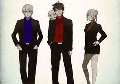 Furuichi Takayuki, Baby Beel, Oga Tatsumi, Hildegard