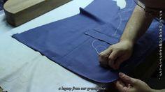 "Bespoke tailor Cifonelli - ""Cifonelli's shoulder cut"" on Vimeo"