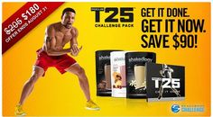 Focus T25 on Sale in August