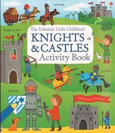 Show details for Little Children's Knights & Castles Activity Book