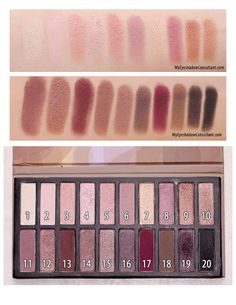 Coastal Scents Revealed 2 Palette - Coastal Scents Revealed 2 Palette You are in the right place about beach Nail Here we offer you the - Smoky Eye Makeup, Smokey Eyeshadow, Eye Makeup Steps, Red Lip Makeup, Makeup Kit, Makeup Geek, Beauty Makeup, Makeup 2016, Coastal Scents Hot Pots Swatches