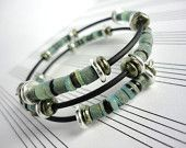 Man bracelet in a cool man treasury! Secret 30% off at checkout with this code: 30PERCENT