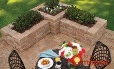 Manželia kúpili 200 kusov lacnej záhradnej dlažby: Nepoužili ju však na budovania chodníka, takto perfektne si s ňou vylepšili záhradu!