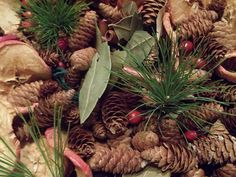 A Little Story about a Winter Potpourri Recipe and a Giveaway Reminder. Homemade Potpourri, Simmering Potpourri, Potpourri Recipes, Christmas Scents, Christmas Rose, Cottage Christmas, Christmas Crafts For Adults, Pot Pourri, Pine Cone Crafts