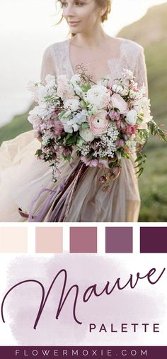 Get inspired by our Mauve fresh wedding flower packages! Mix & match DIY bulk wedding flowers to achieve the look you want or let us put together a custom flower package for you! Bulk Wedding Flowers, Wedding Flower Packages, Diy Wedding Bouquet, Spring Wedding Flowers, Bridesmaid Bouquet, Mauve Wedding, Floral Wedding, Wedding Color Schemes, Wedding Colors