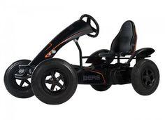 BERG Black Edition BFR Pedal Go-Kart with Passenger Seat, £515.00 (http://inspiringtoys.co.uk/berg-black-edition-bfr-pedal-go-kart-with-passenger-seat/)