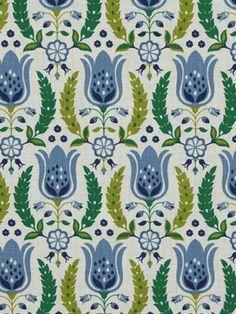 Floral Linen Look Fabric Drapery Fabrics At Buy Fabrics Linens