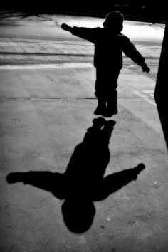 cool silhouette & shadow
