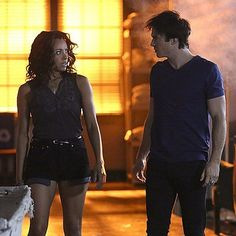 It's OK to root for Bonnie and Damon to be together on The Vampire Diaries. Really. Go ahead.