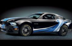 Ford Mustang Cobra Jet Twin Turbo Concept