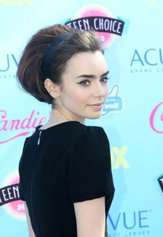 Teen Choice Awards 2013 Photo Gallery: Lily Collins Photo