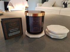 Bergamot Citrus & Cloves Scented Candle