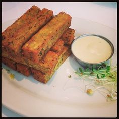 Chickpea Fries at Peacefood Cafe | 39 Delicious New York City Foods That Deserve More Hype