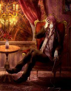 Zange Natsume - Inu x Boku SS