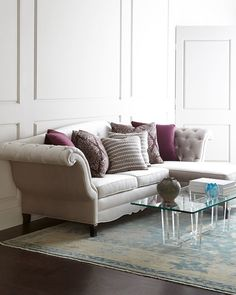 Haute House Duncan Sectional Sofa
