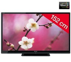 SHARP LC-60LE635E LED Television   3 YEARS WARRANTY