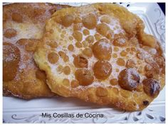 Orelletes - Mis Cosillas de Cocina